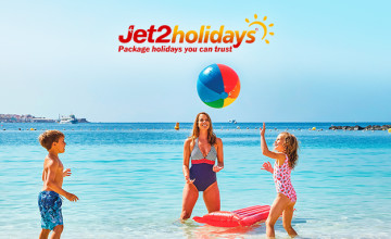 Extra £100 Off Holiday Bookings ✈️   Jet2holidays Voucher Code