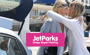 Heathrow Parking Deal: From £50 for 8 Days with JetParks.co.uk