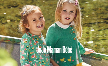 10% Off Sale Orders at JoJo Maman Bebe