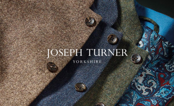 Up to 60% Off Shirts, Suits, and More in the Winter Clearance at Joseph Turner Shirts