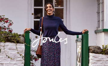 Extra 10% Off Clearance Items | Joules Discount Code