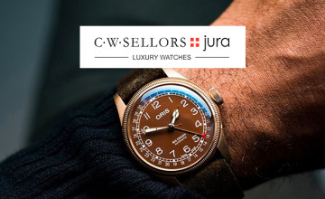 Free Fast Delivery on Orders Over £50 at Jura Watches