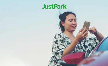£10 Off Bookings When You Refer a Friend at Just Park
