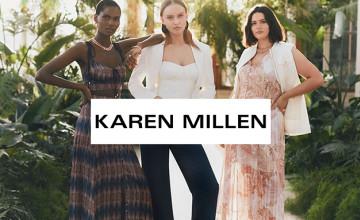 10% Off £75 Orders + 15% Off Orders Over £150 + 20% Off Orders Over £300 | Karen Millen Promo Code