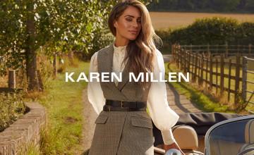 Get an Extra 15% Discount + 20% Off Everything at Karen Millen