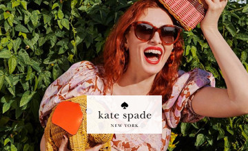 10% Off First Order with Newsletter Sign-ups at Kate Spade