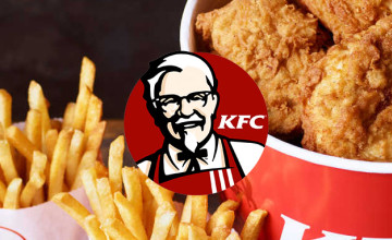 €7 Off Orders with 11 Stamps at KFC