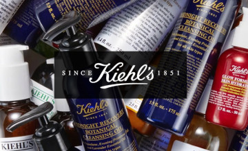 Free Standard Delivery on Orders Over £25 at Kiehl's