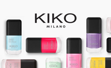 Register for the Newsletter for £5 Off on Your First Online Order When You Spend £30+ at KIKO