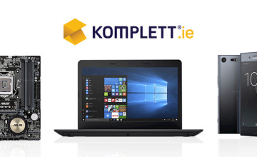 Enjoy 20% Off Desktop PC's at Komplett