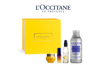 Free Summer Delights Collection with Orders Over £55   L'Occitane Discount Code