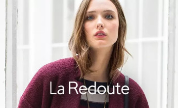 Free Click and Collect on Orders Over £50 at La Redoute