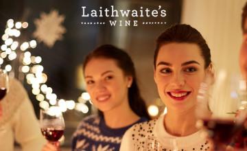 £10 Off 12 Bottle Orders | Laithwaite's Wine Discount Code
