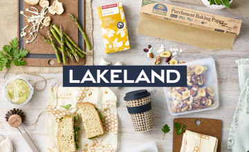 Win £100 in Gift Cards with Newsletter Sign-ups at Lakeland