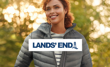 25% Off First Orders With This Lands' End Offer Code
