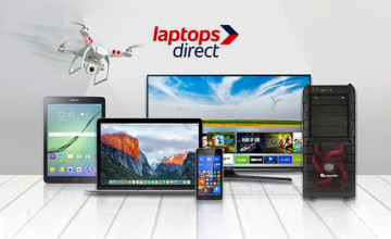 Up to 50% Off Orders in the Sale at Laptops Direct