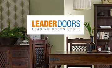 Up to 60% Off in the Sale at Leader Doors with this Discount