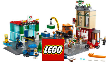 Up to 15% Off Sale Orders at LEGO