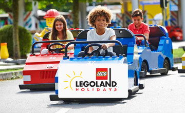 Save 20% on Bookings with the Merlin Annual Pass at LEGOLAND® Holidays