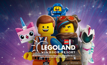 Save up to 20% on Passes When You Pre-Book | LEGOLAND Discovery Centre Discount Offer