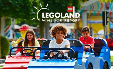 45% Off Tickets at LEGOLAND Windsor