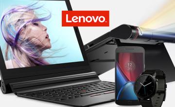 Extra 5% Off Monitors | Lenovo Discount Code