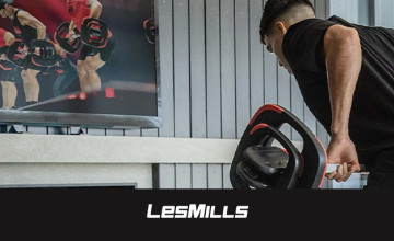 14 Day Free Trial Plus 25% Off for Students at Les Mills