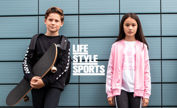 Free Delivery on Orders Over £75 at Life Style Sports