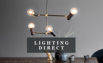 £5 Gift Card with Orders Over £100 at Lighting Direct