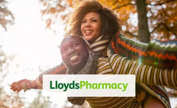 10% Off Orders at Lloyds Pharmacy
