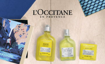 10% Off First Order with Newsletter Sign-ups at L'Occitane