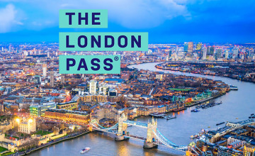 Up to 13% Off Orders at The London Pass
