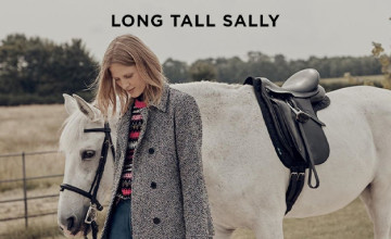 10% Off Orders at Long Tall Sally with our Discount Code