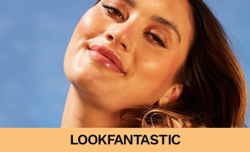 Up to 40% Off Orders in the Summer Sale at LOOKFANTASTIC ☀️