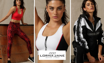 🤑 Up to $35 Off Booty Support Leggings with this Lorna Jane Offer