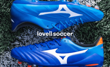 £10 Gift Card with Orders Over £100 at Lovell Soccer