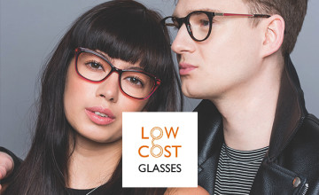 45% Off Orders Over £49 at Low Cost Glasses