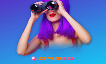 200% Welcome Bonus with Your First Deposit at Lucky Pants Bingo