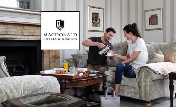 10% Off Selected Spa Breaks with This Macdonald Hotels Discount Code 🤑