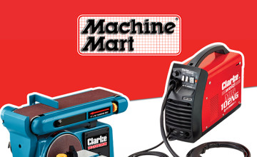 Free Delivery on Selected Orders at Machine Mart