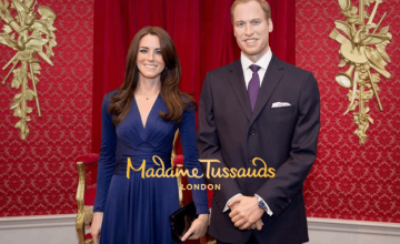 45% Off Tickets at Madame Tussauds London
