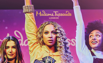 Up to 20% Off Selected Online Bookings at Madame Tussauds London