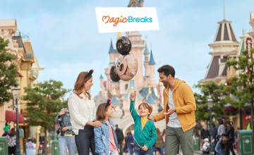 £60 Gift Card with Orders Over £2000 at MagicBreaks