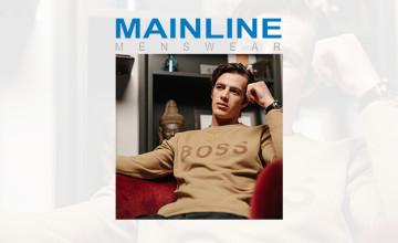Save up to 40% Off Men's Sweatshirts at Mainline Menswear
