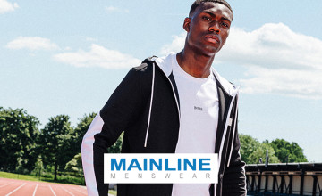 Up to 50% Off Orders in the Outlet | Mainline Menswear Deal 💸