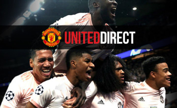 10% Off First Order with Newsletter Sign-ups at Manchester United Football Club