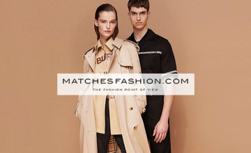 Up to 60% Off in the Clearance Sale at Matches Fashion