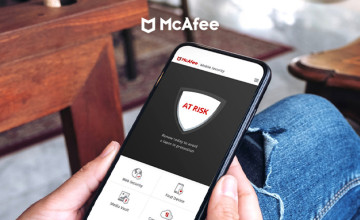 65% Off Orders for Students at McAfee Internet Security