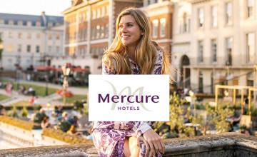 50% Off Your Second Room Plus Breakfast Perks for Kids at Mercure