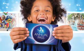 Merlin Discovery Pass from £89 at Merlin Pass